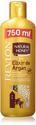 Natural Honey : Gel de Baño Elixir de Argan - Duschgel mit Arganöl
