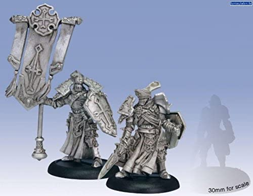 EXEMPLAR ERRANT OFFICER & STANDARD UNIT ATTACHMENT by PROTECTORATE OF MENOTH