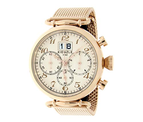 KIENZLE 1822 Retro Herren- Armbanduhr, Chronograph, K17-00107