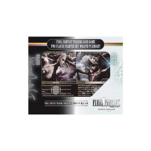 Square Enix- Final Fantasy TCG Mazo Wraith vs Knights, Multicolor (Last Level 1)