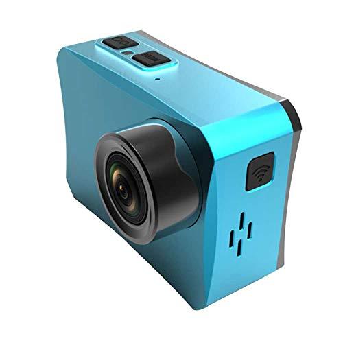CAPTIANKN Sport Camera-4K / 30fps 20MP WiFi Camera d\'azione - 60 m Outdoor Sport DV Impermeabile,C