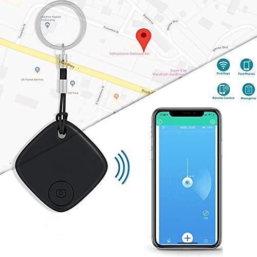 MUXAN Buscador de llaves, rastreador de localización
