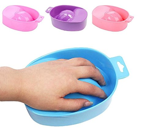 Nalmatoionme Bol professionnel pour enlever les ongles (couleur aléatoire)