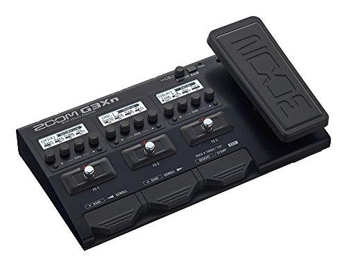 ZOOMズームギター用マルチエフェクターG3Xn