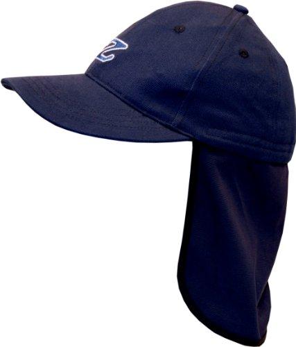 Zunblock Uni-sex Erwachsene, UV Schutz Sonnenhut, Blau, Gr. 48/52