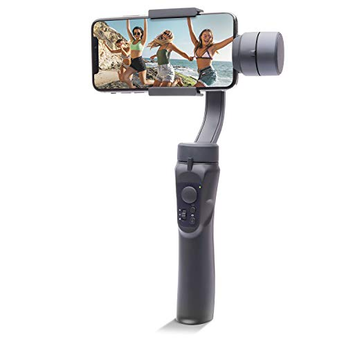 Movo MSG-5 Motorized 3-Axis Handheld Gimbal Stabilizer for Smartphones