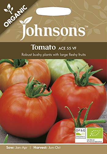 Johnsons UK/JO/VE Graines de tomates bio 55 VF - 1