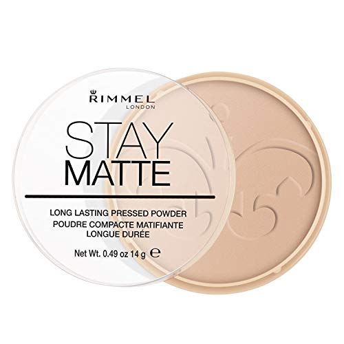 Rimmel London Stay Matte Powder Polvos de maquillaje Tono 5 - 14 gr