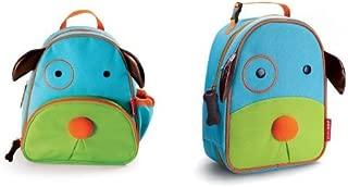 Skip Hop Zoo Backpack and Lunchie Set, Dog