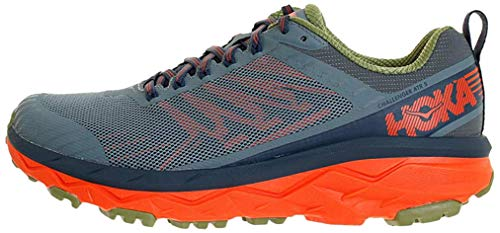 Hoka One One Challenger ATR 5 Running Shoes Herren Stormy Weather/Moonlight Ocean 2019 Laufsport Schuhe, Stormy Weahter-moonlit Ocean, 44 EU