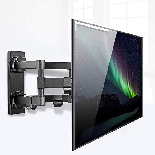 YLB TV Mounts Mounts Tild TV Montaje de Pared Soporte para Mos 70 75 80 75 100 en TVS, TV de Perfil bajo Mountmax VESA 800x600mm TV Soporte de Pared