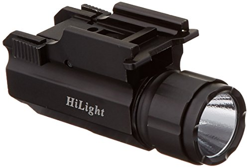 HiLight 500 Lumen Pistol LED Flashlight