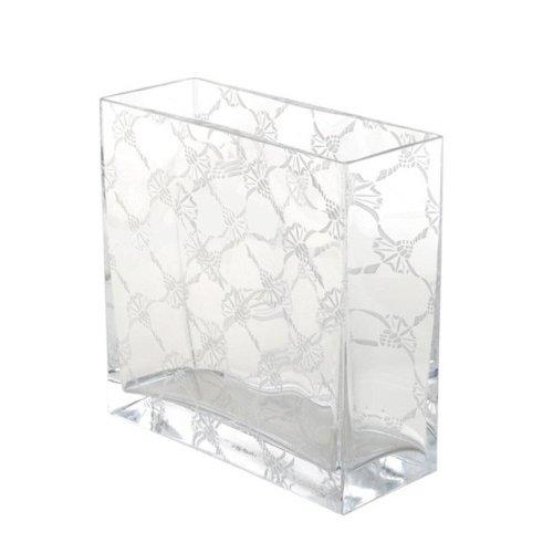 JOOP! Vase Allover eckig 20x8x20 cm