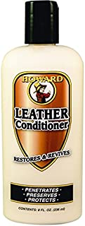 Howard LC0008 Leather Conditioner, 8-Ounce