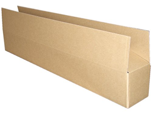 B1長いダンボール ポスターや図面/カレンダー等(宅配100サイズ/750×120×110) 業務用 50枚セット