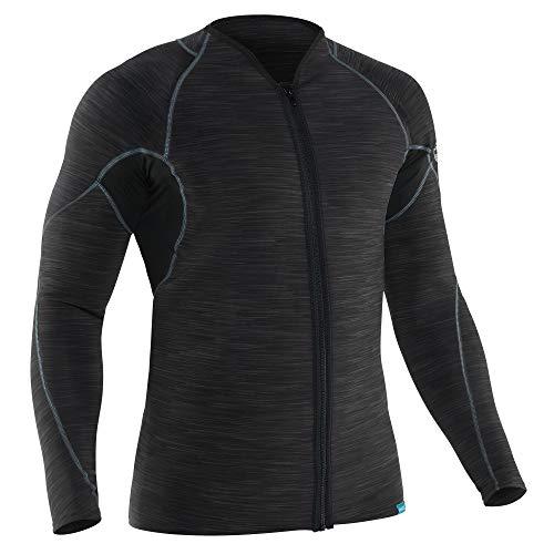 NRS Men's HydroSkin 0.5 Jacket-Black-L
