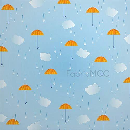 daoyiqi Juego de pegatinas decorativas para azulejos, diseño de gotas de lluvia digitales de 20,3 x 20,3 cm, vinilo impermeable para decoración de la cocina y el hogar