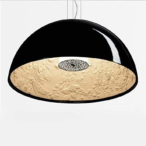 5151BuyWorld lamp moderne hanglamp hars-materiaal Foyer E27 LED hanglamp Marcel Wanders intern patroon Skygarden topkwaliteit {}