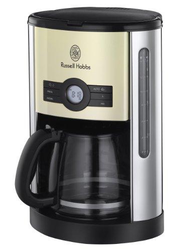 18498JP ラッセルホブス ヘリテージ コーヒーメーカー クリーム