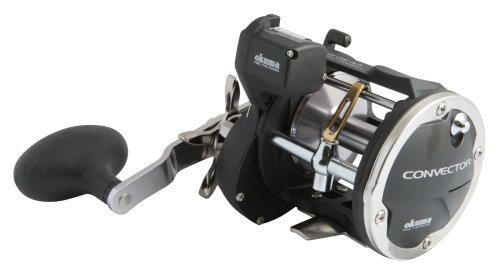 Okuma Convector Star Drag Line Counter Reel (20/220)