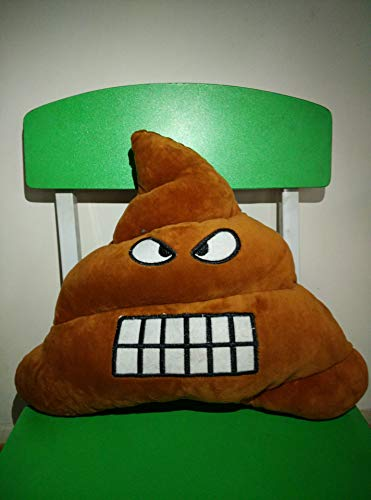Weicher Plüsch Spielzeugs Plüsch Spielzeug Ausdruck Halten Kissen Puppe Kissen 35 cm Großer Zahnhocker