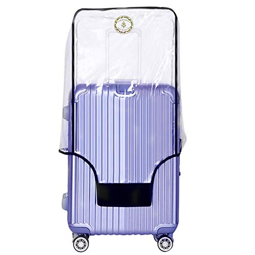 GigabitBest Thicken Luggage Cover Suitcase Cover Protector with Large Velcro
