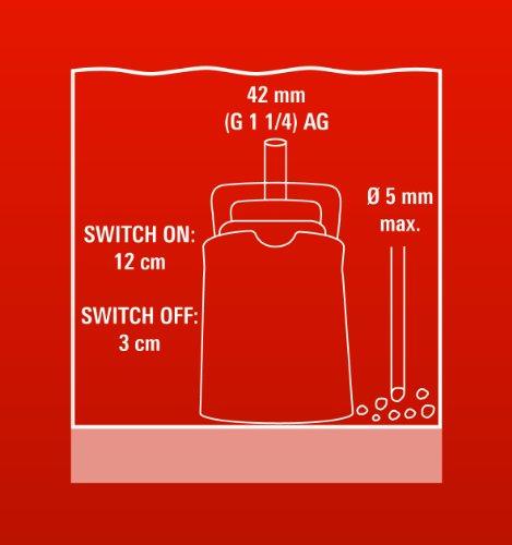 Einhell GE-SP 750 LL Klarwasserpumpe - 7