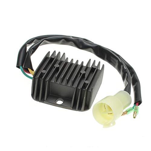 Motorrad-Komponenten Rectifier Voltage Regulator Fit for 300 TRX300 Fourtrax 1993-2000, einfach zu bedienen.