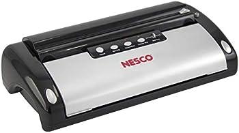 Nesco VS-02 Food Vacuum Sealing System with Bag Starter Kit