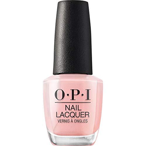 OPI Nail Lacquer, Rosy Future, Pink Nail Polish, 0.5 fl oz
