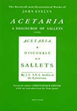 acetaria a discourse of sallets