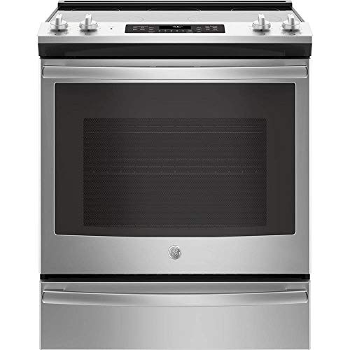 GE JS760SPSS / JS760SPSS / JS760SPSS 3 inch Slide-in Electric Convection Range