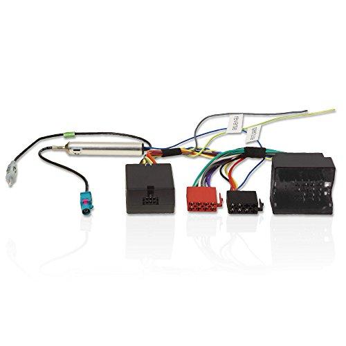 VW Can-Bus Adapter Radioadapter und Interface zur Integration von Autoradios und Navis in Volkswagen Golf, Passat, Polo, Touran, Tiguan, T5 UVM