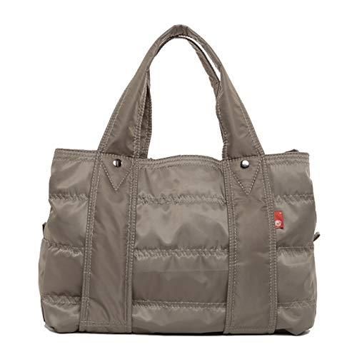 (ララゲン)lalagen トートバッグ レディース 軽量 軽い 大容量 A4 a4 巾着付き Mサイズ 旅行バッグ ジム...