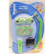 Aqua Leisure Ind Inc EK-1522 Junior Dive Pack 5 Pack
