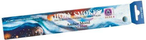 Berk HS-23 Räucherstäbchen - Amber Mond - Blue Line, 10 g