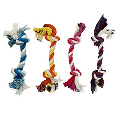 Puppy Rope Toys for Small Dogs