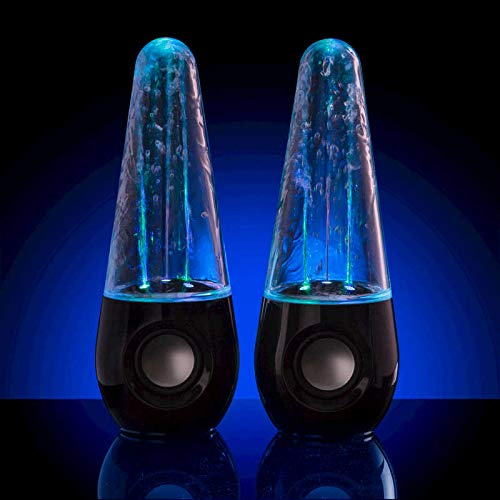 Altavoces con Agua Parte | Dancing Water Speakers