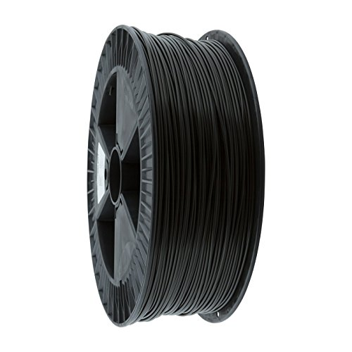 PrimaCreator PrimaSelect - Filamento para impresora 3D, 1,75 mm - 2,3 kg, Negro, 1
