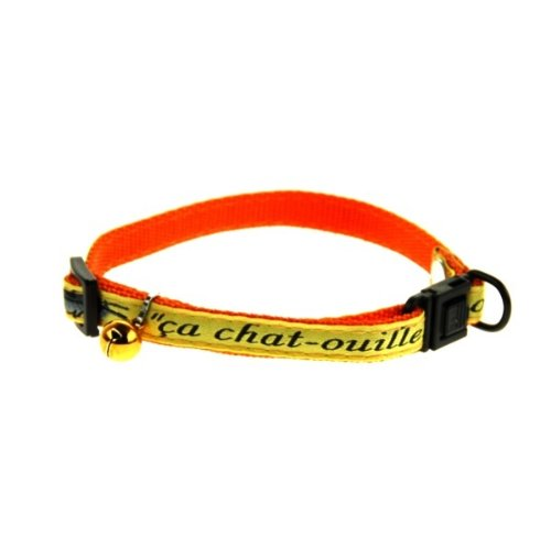 Collier Chat Chatouille