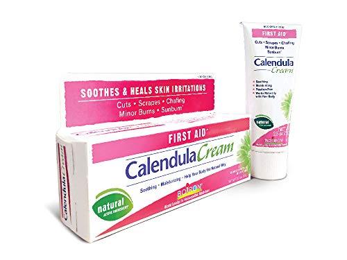 Boiron Calendula Cream, 2.5 Ounces, Topical First Aid Cream