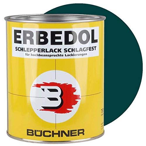 Schlepperlack, HANOMAG-GRÜN NEU, 750 ml, Traktor, Trecker, Frontlader, lackieren, Farbe, restaurieren, schnelltrocknend, deckend Lack, Lackierung,