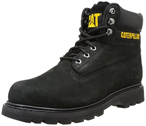 Cat Footwear Colorado, Botas para Hombre, Negro (Black), 43 EU