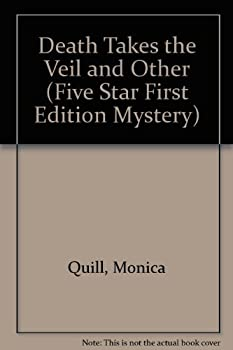 Death Takes the Veil and Other Stories 0786231432 Book Cover