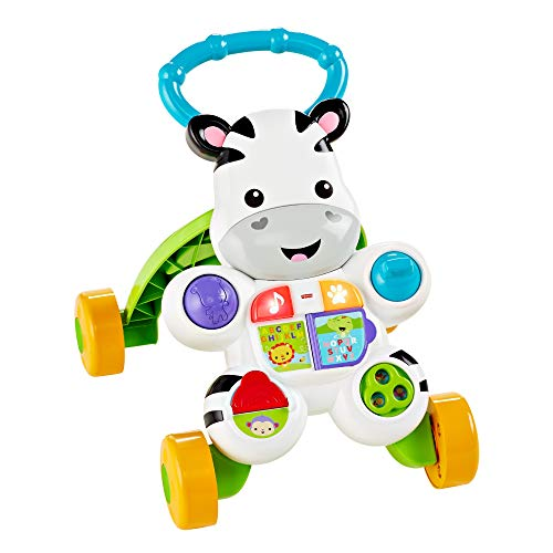 Fisher-Price - Cebra parlanchina primeros pasos - andador be