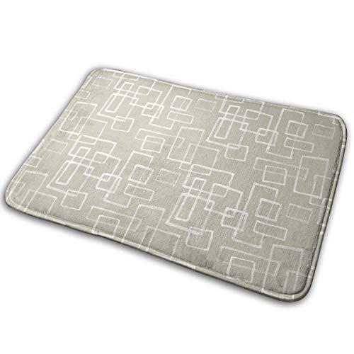 Japanische Bürste Rechtecke Fußmatte Anti-Rutsch-Haus Gartentor Teppich Türmatte Bodenpolster