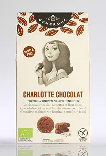 Charlotte Chocolat, Schokoladencookies, glutenfrei, Bio