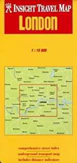 London Insight Travel Map