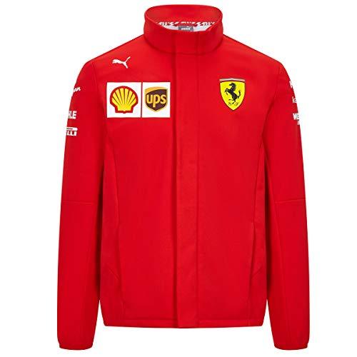 Scuderia Ferrari Official Formula one 2020 Puma - Team Softshell-Jacke - XXL