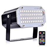 Mini LED Strobe Light, Sound Activated and Flash Speed Control Party Light